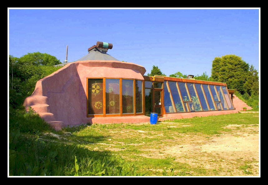 EARTHSHIP CENTRAL, TAOS NEW MEXICO